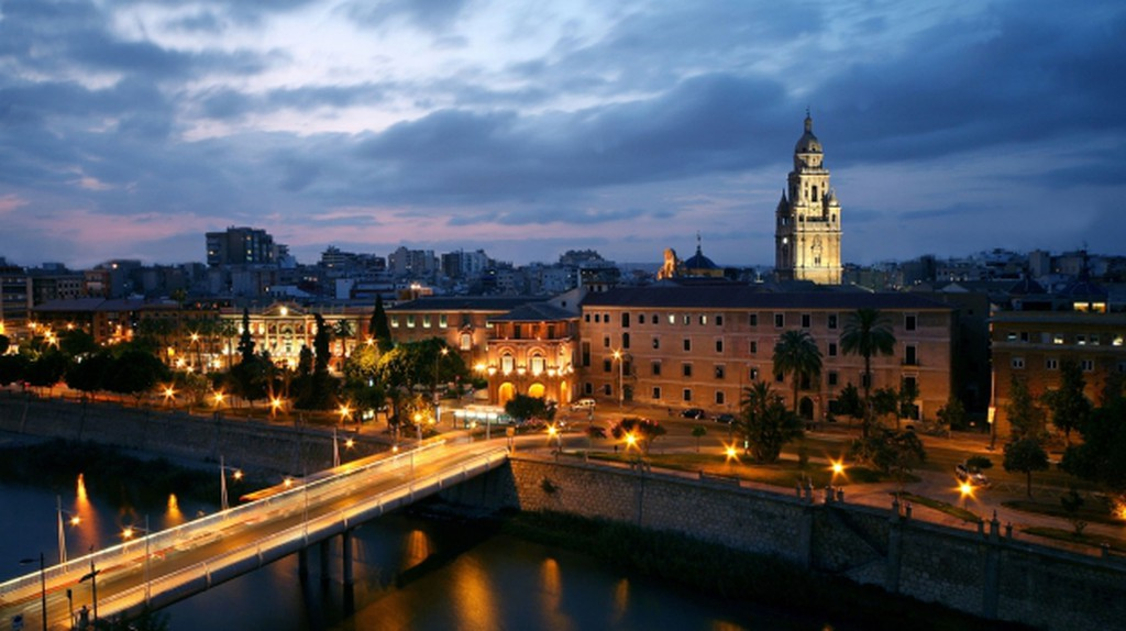 Night view of Murcia   © realcasinomurcia.com/Wikicommons