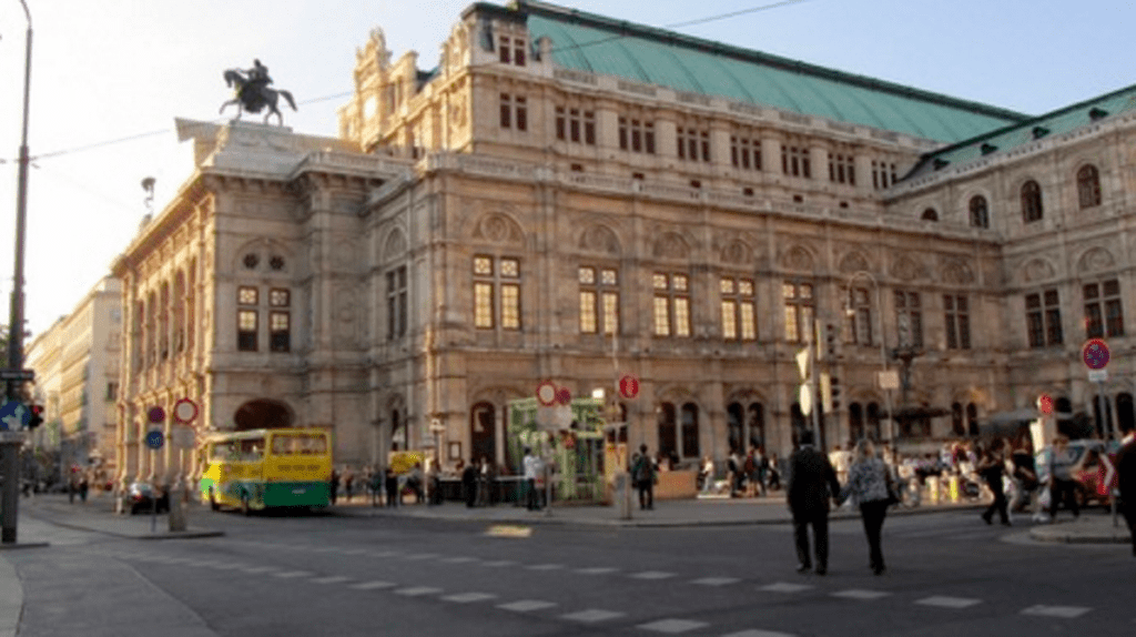 How A Ring Road Transformed Vienna