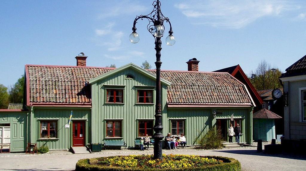 Vallby Open Air Museum © Udo Schröter/WikiCommons