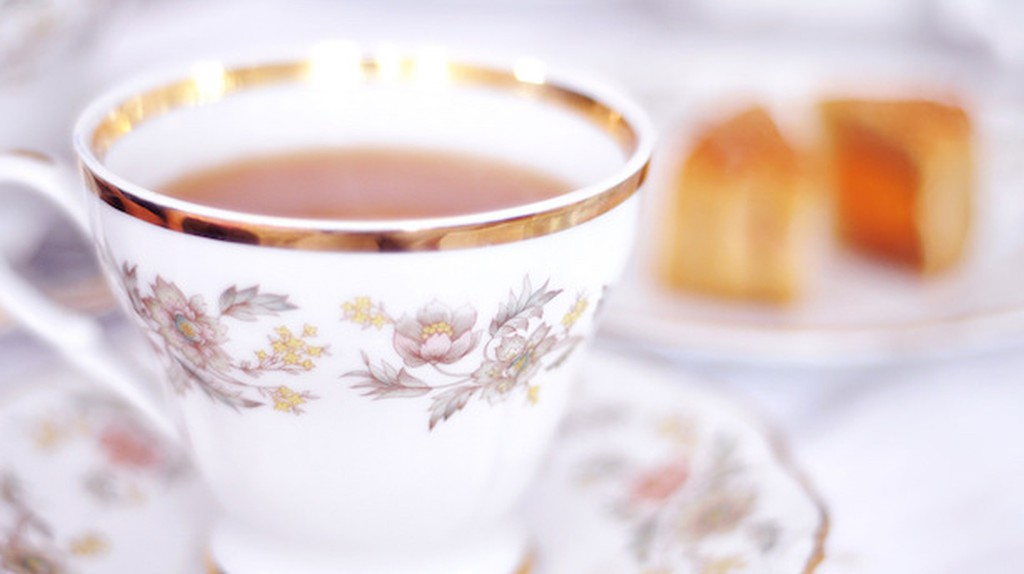 Tea Time with Mooncake Pt. II   © Laura D'Alessandro/Flickr