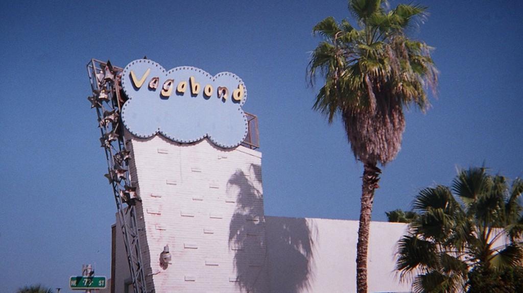 Vagabond Hotel Sign   ©Phillip Pessar/Flickr