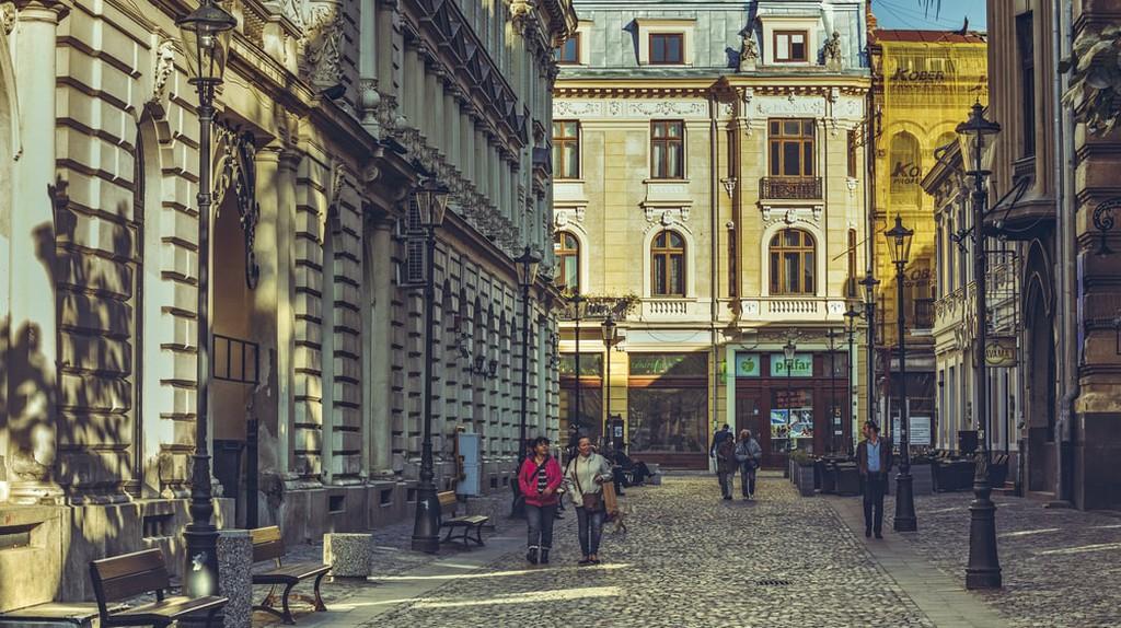 Lipscani, Bucharest | © Photosebia / Shutterstock