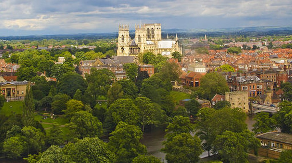 York Minster | © Michael D Beckwith/ Flickr