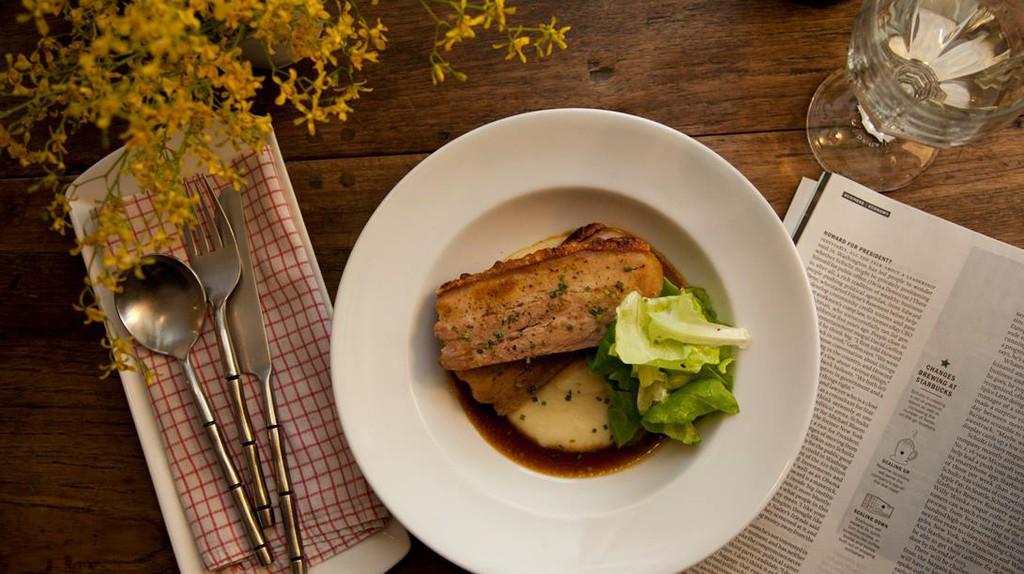 Barbecue pork dish | Courtesy of Nonzero