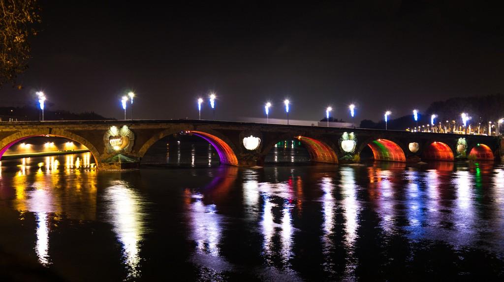 Pont Neuf (Toulouse) © Maxime Raphael/Flickr