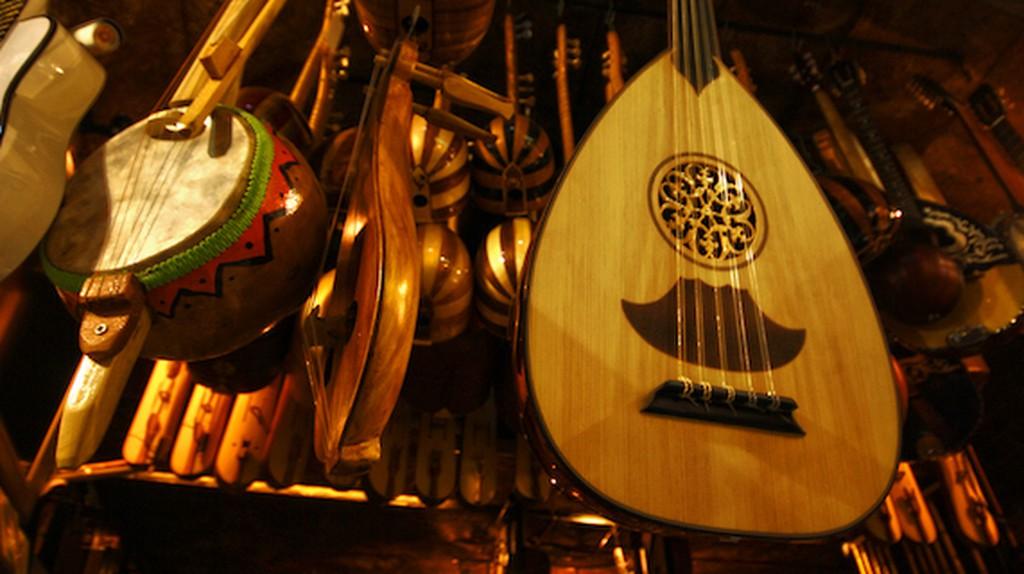 Musical Instruments   © Miguel Virkkunen Carvalho/Flickr