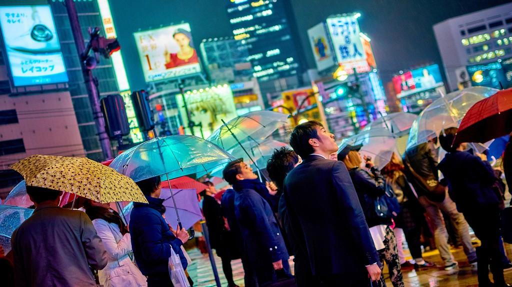 Tokyo   ©Moyan Brenn/Flickr