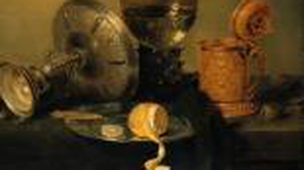 The 17th Century Dutch Still Life of Willem Claeszoon Heda