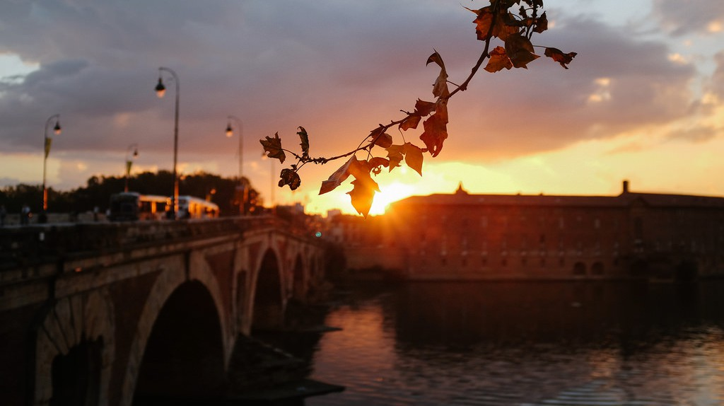Sunset in Toulouse | © Maxime Raphael/Flickr