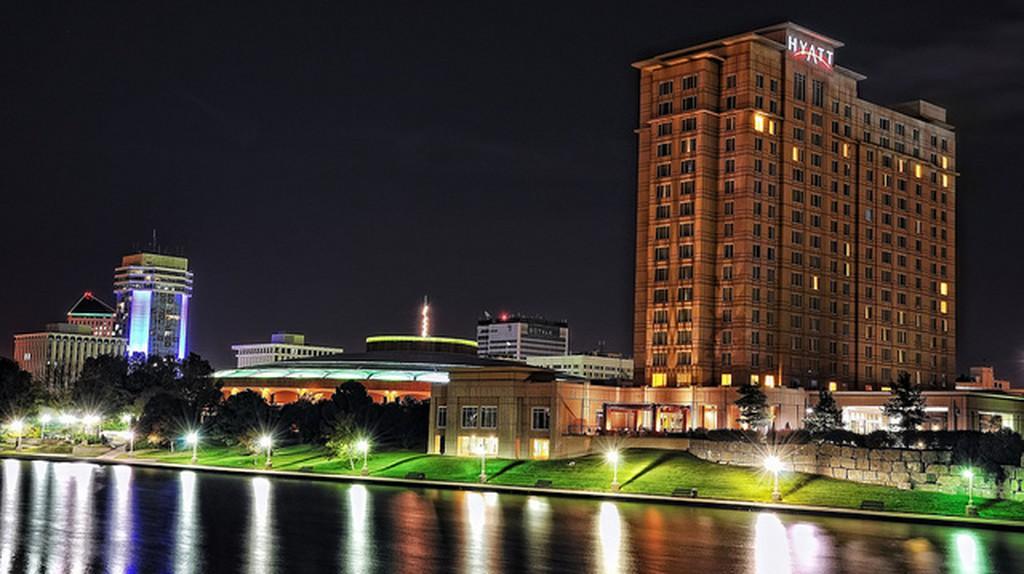 Downtown Wichita   © Lane Pearman/Flickr