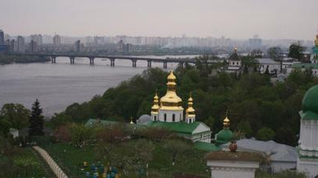 The Caves Of Kiev, A Sacred Monastery