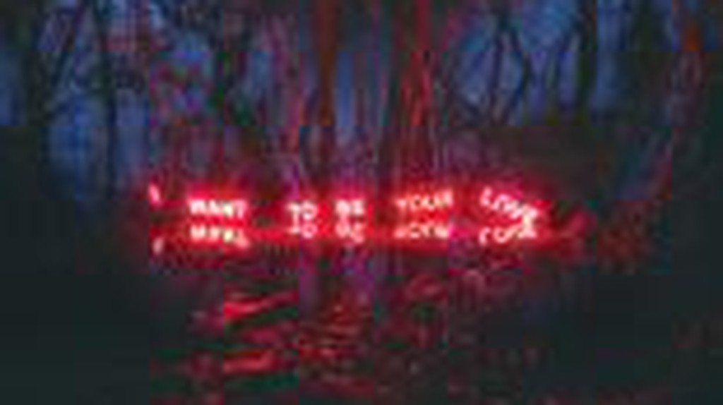 Lover's Discourse: Jung Lee's Neon Installations