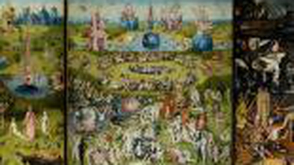 Apocalyptic Visions: Medieval Painter Hieronymus Bosch