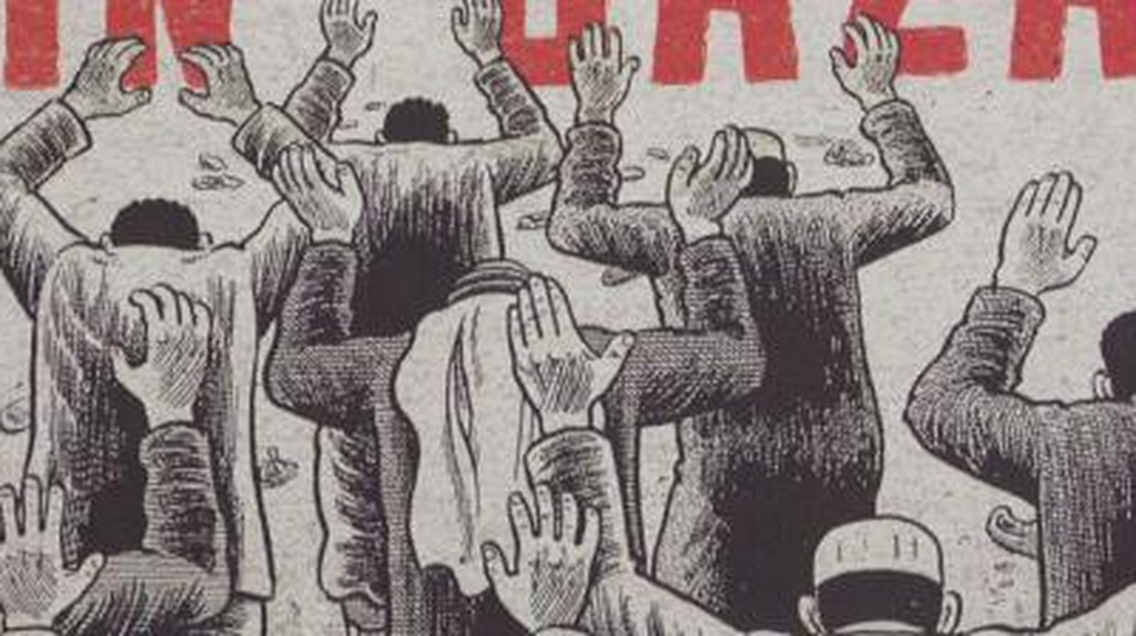 The Graphic Story of Joe Sacco's Comics Journalism
