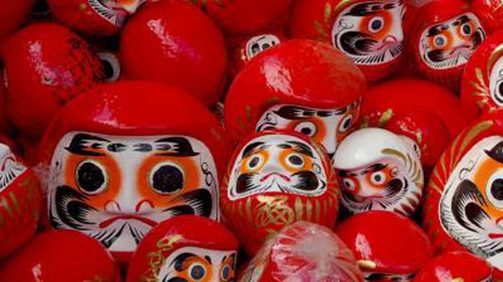 Daruma Dolls: Japan's Most Popular Good-Luck Charm