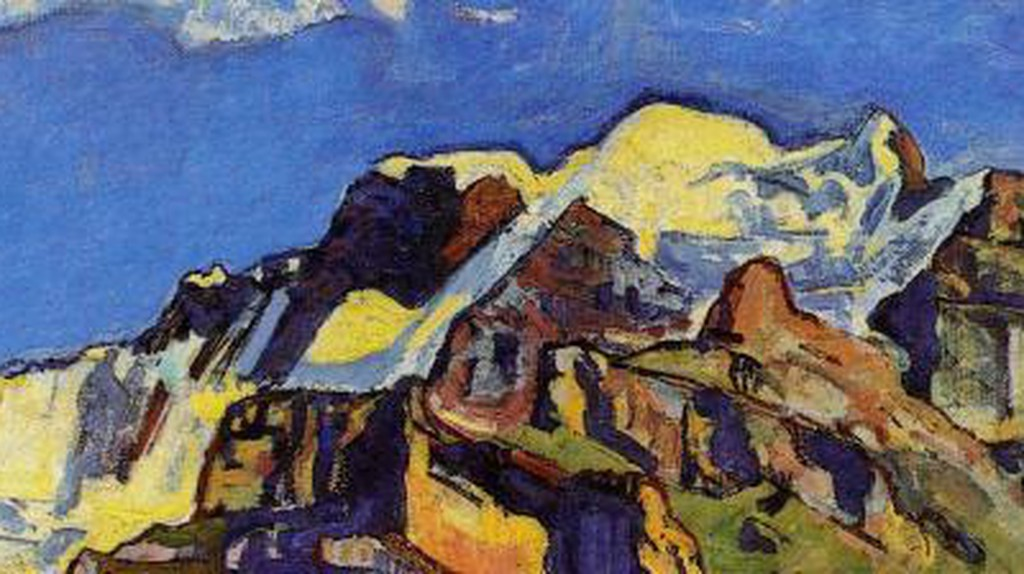 Hodler And Giacometti: Representing The Soul Of Switzerland