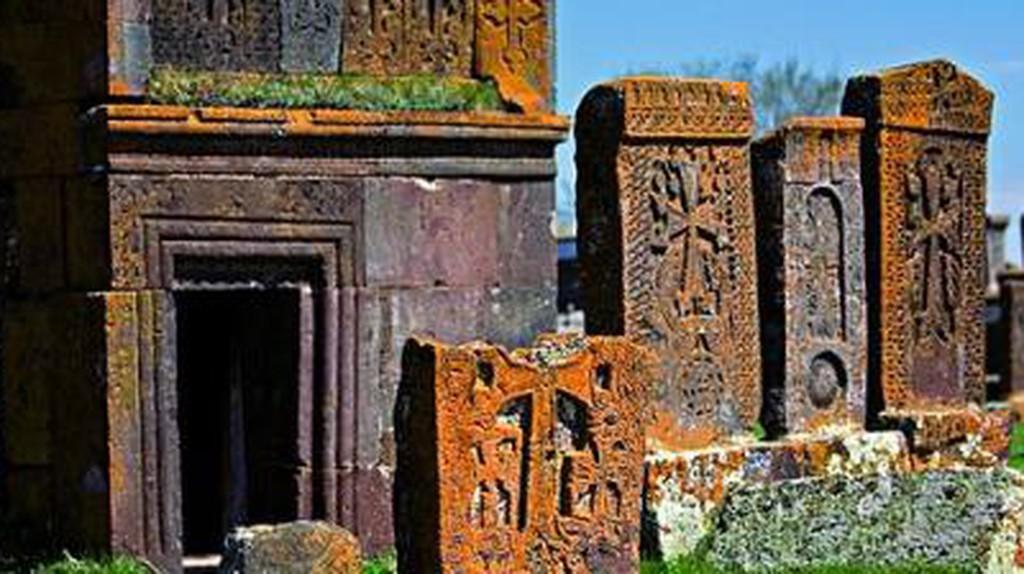 The Khachkar: A Cornerstone of Armenian Identity