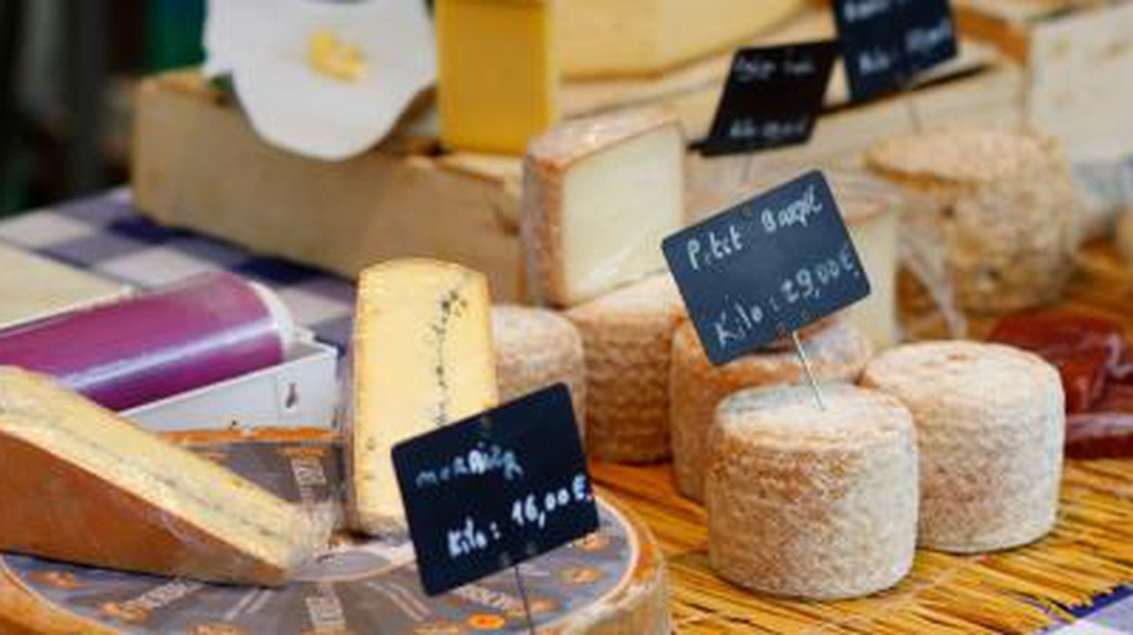 The 10 Best Food Markets And Halls In Paris