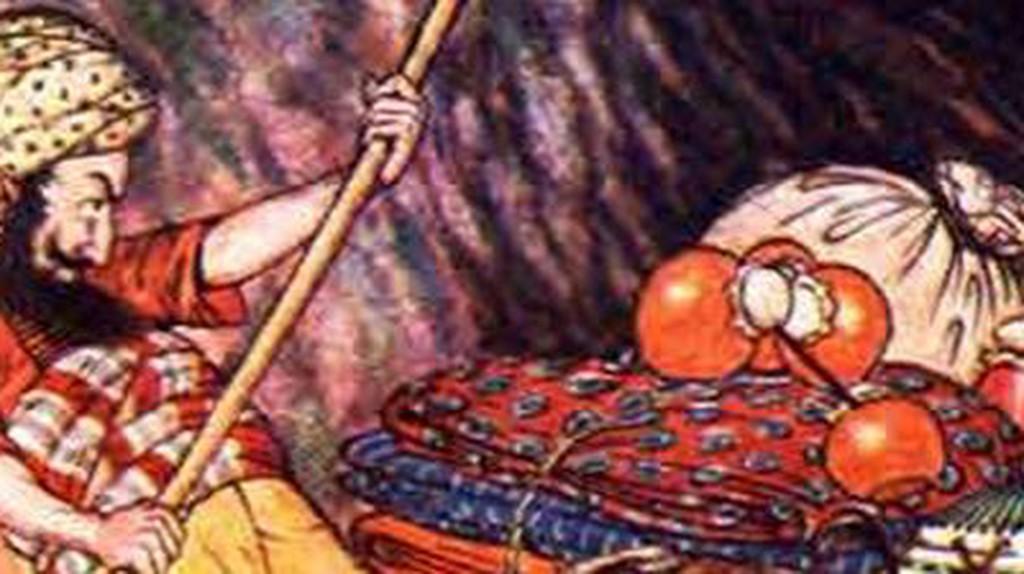 Sinbad The Sailor, The Power Of Myth