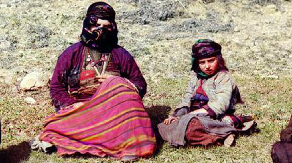 Identity In Kurdish Literature And Cinema