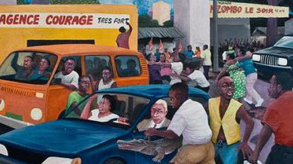 The Zaire School of Popular Painting: An Art of Independence