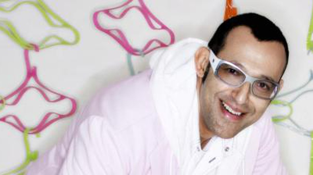 Meet Karim Rashid, The Egyptian Star Of The Design World