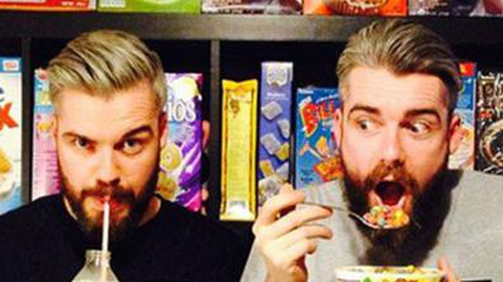More Than 100 Cereals From Around The World Offered In Cafe In London