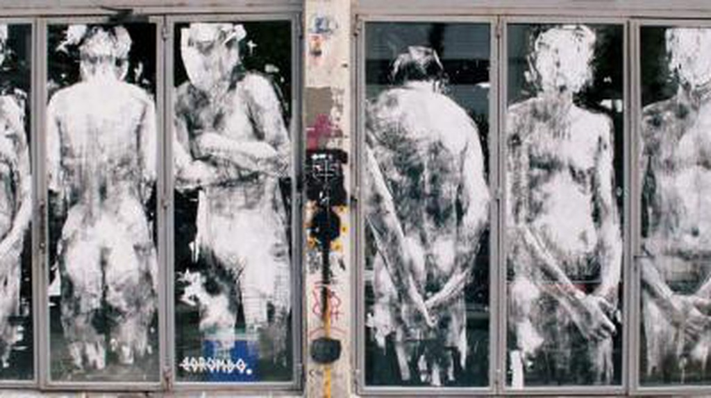 The Rise of Spanish Muralist Gonzalo Borondo