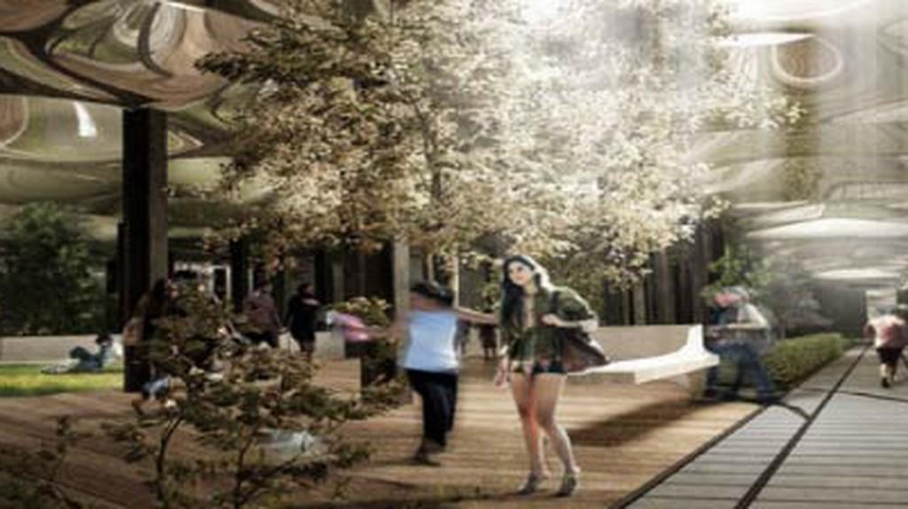 Dan Barasch's Lowline: The World's First Underground Park