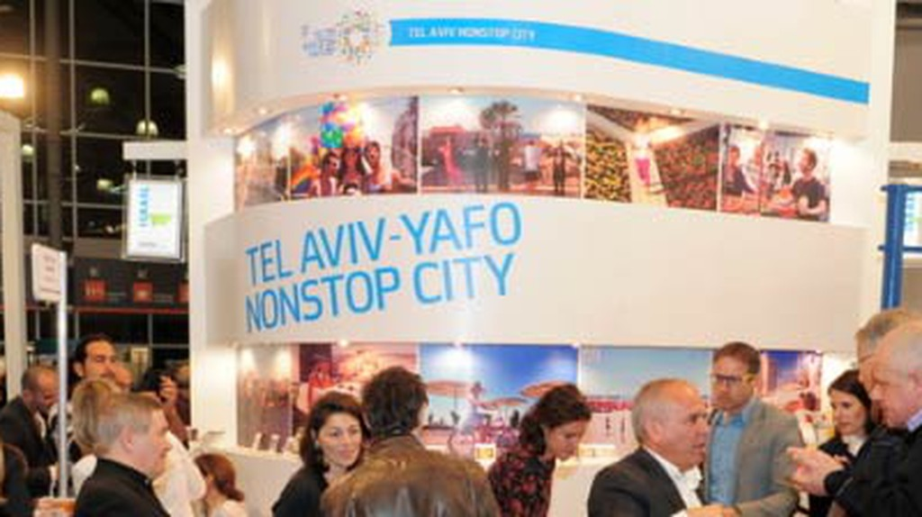 Digital Travel I The Case of Tel Aviv