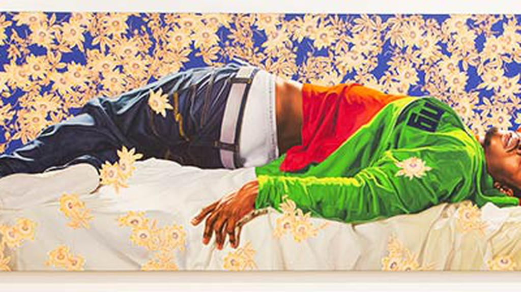 Kehinde Wiley | A New Republic at the Brooklyn Museum