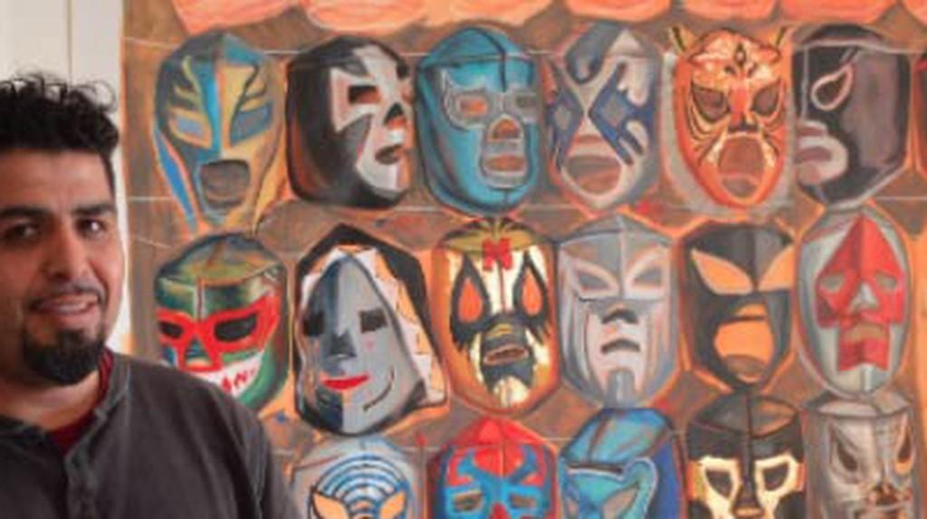 LA Artist Sergio Teran Is Multi-Layered