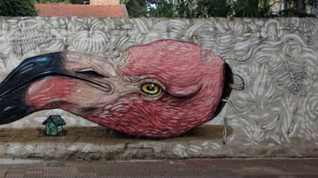 The Stunning Street Art of Buenos Aires