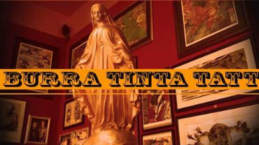 Talking Ink: La Burra Tinta Tattoo Studio In Florence