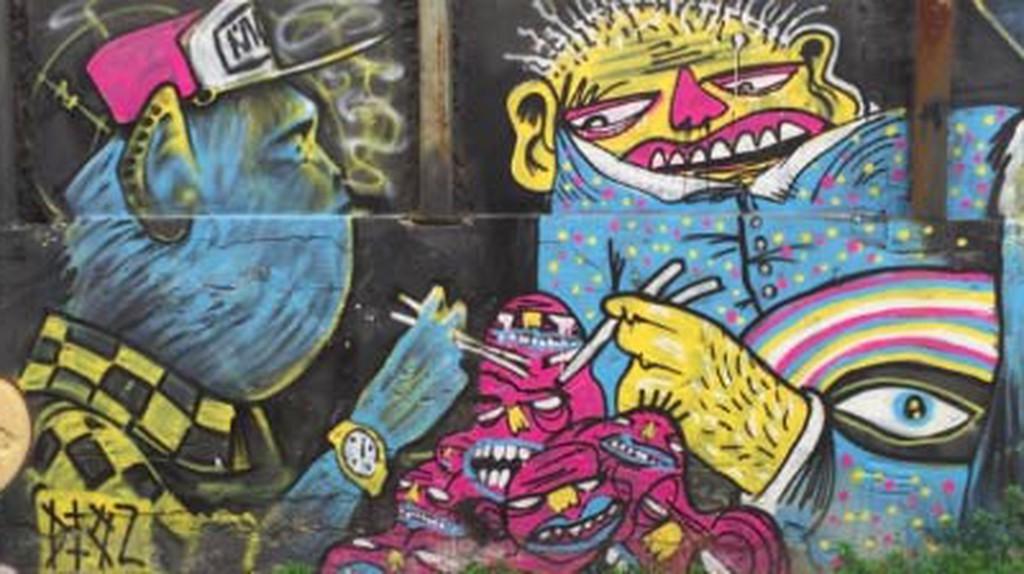 The Best Street Artists In South Tel Aviv