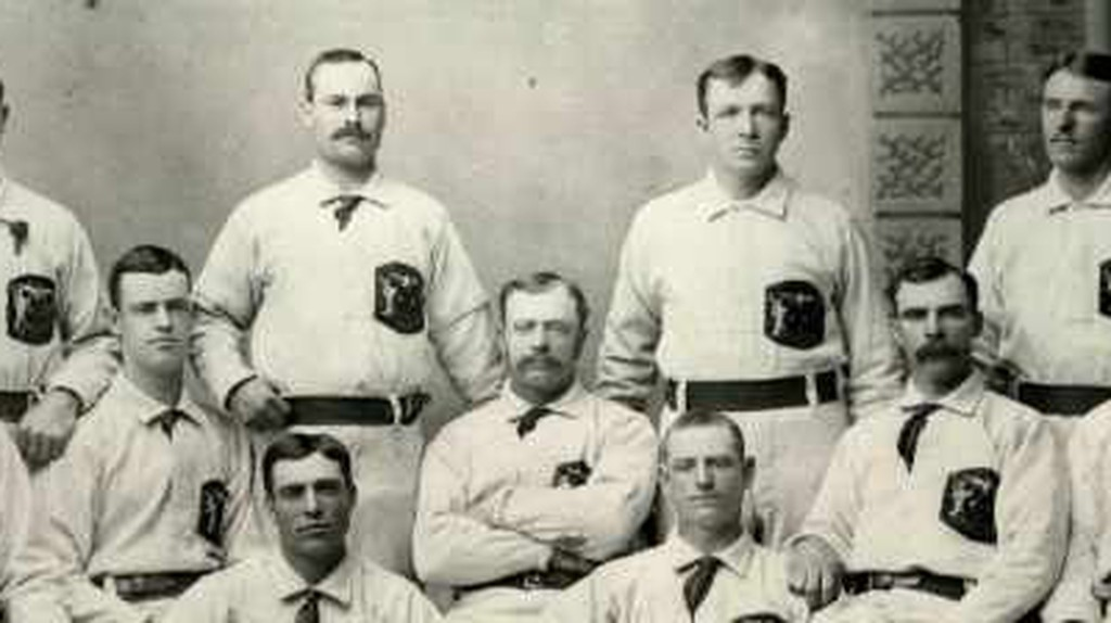 An Appreciation Of Baseball's Early Giants
