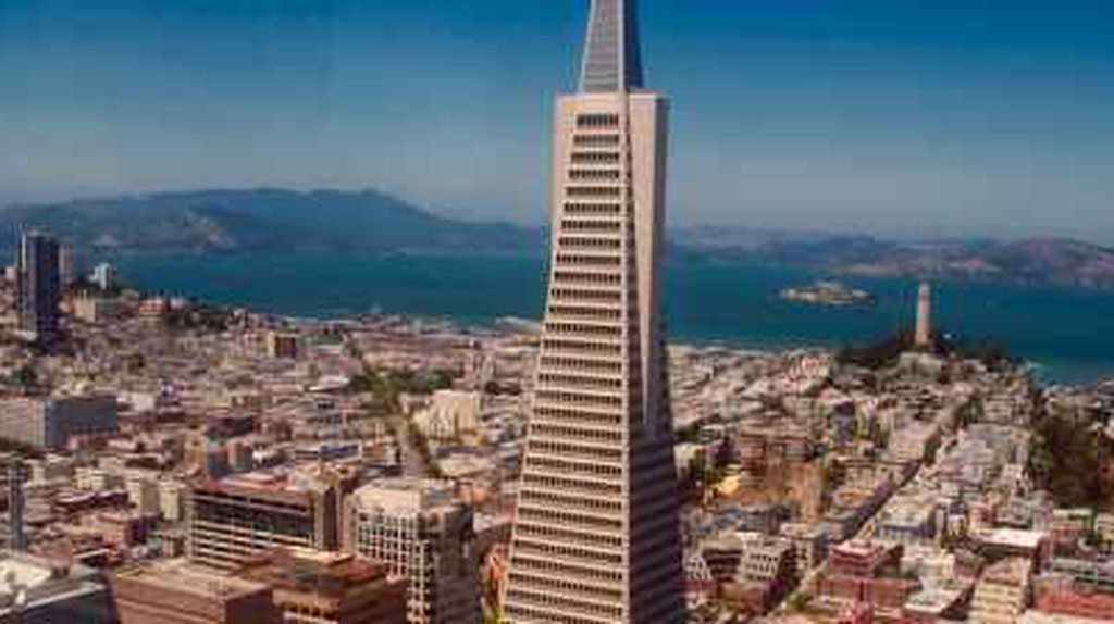 San Francisco's Top 10 Views To Go With A Cocktail