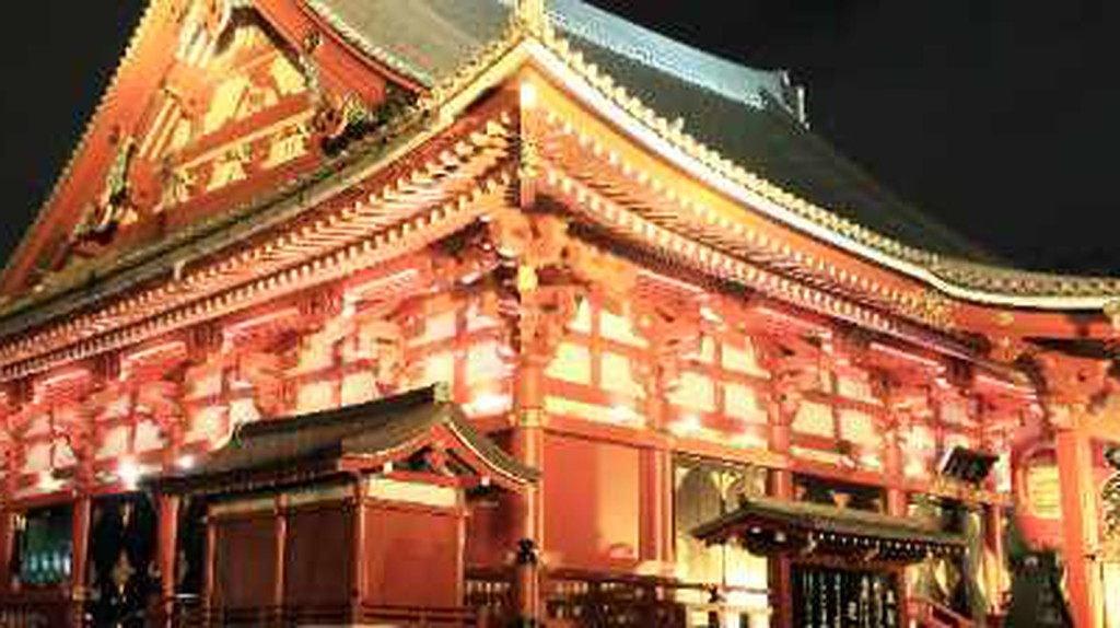 Most Beautiful Temples in Tokyo