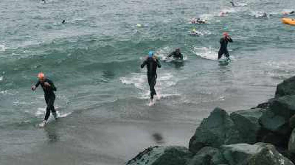 Escape from Alcatraz 2015: San Francisco's Triathlon