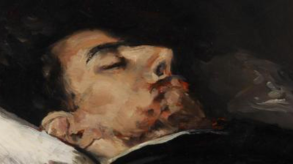 Vicente Palmaroli – Gustavo Adolfo Bécquer on his Death Bed | © Google Cultural Institute/Wikipedia