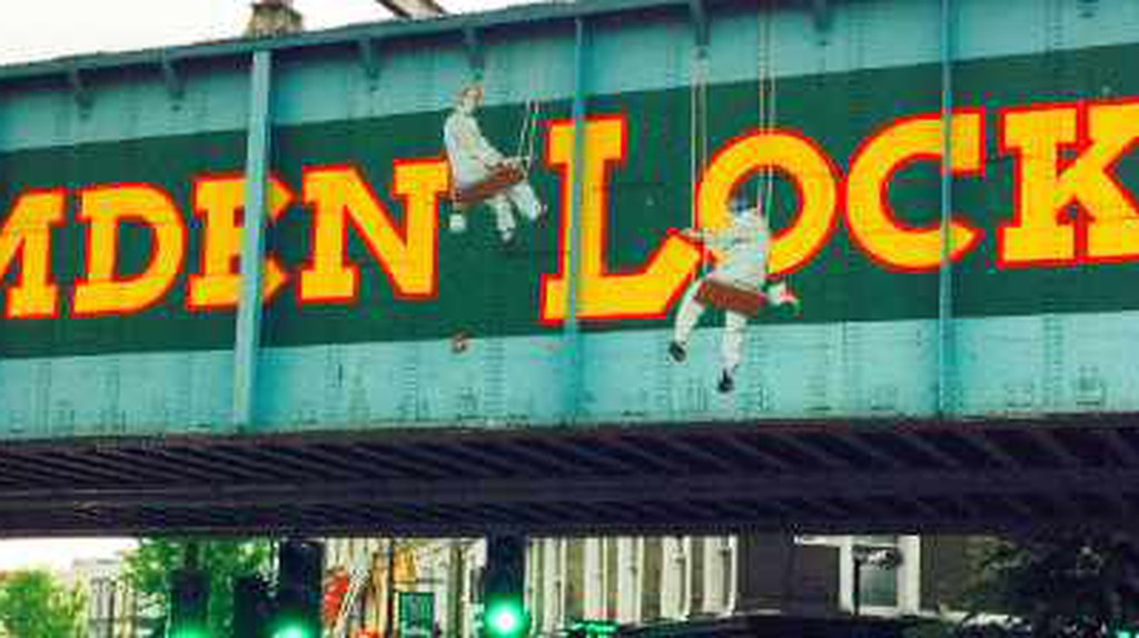 Where to Find Camden Town's Most Exciting Street Art