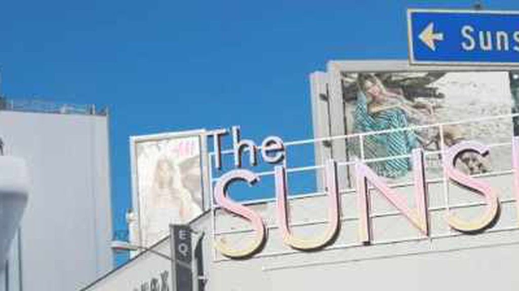 LA's Sunset Strip: A Colorful History