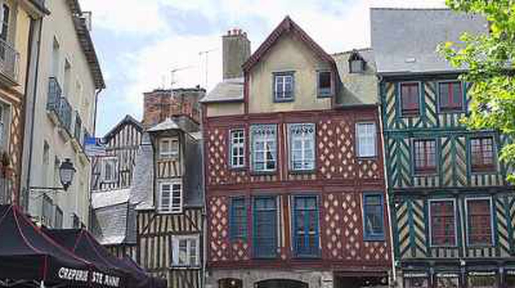 The 10 Best Cultural Hotels in Rennes, France