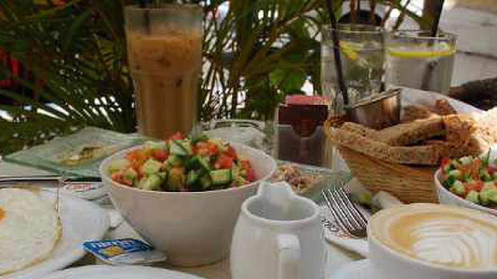 The Top Healthy Eating Restaurants In Israel