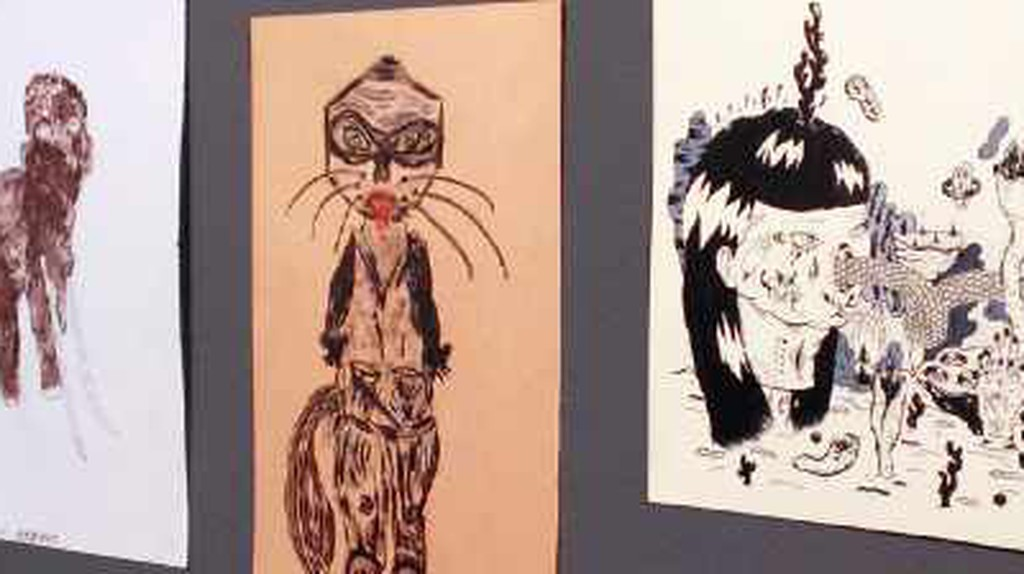 The Anonymous Artists Exhibit In Berlin: Pure Talent
