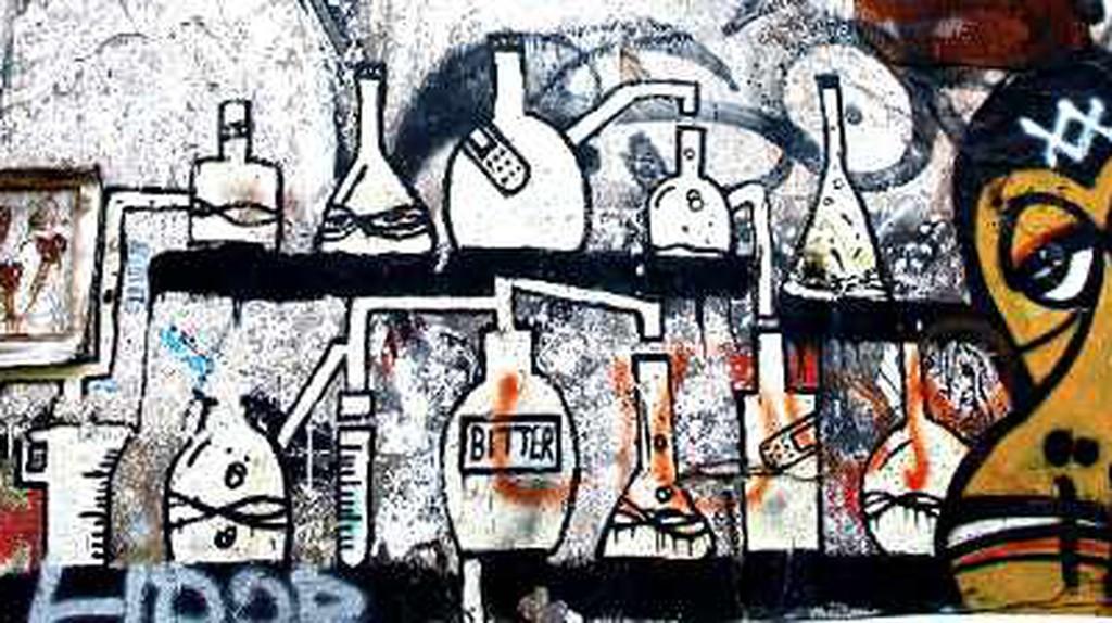 Studying The Streets With Guy Sharett   Tel Aviv's Florentin Street Art
