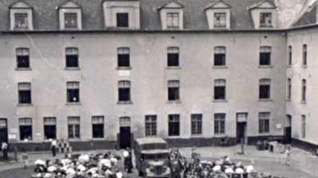 Kazerne Dossin Holocaust Memorial And Museum In Mechelen