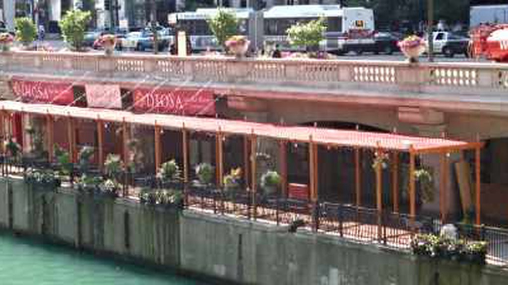 The Best Spots For Outdoor Dining In Chicago