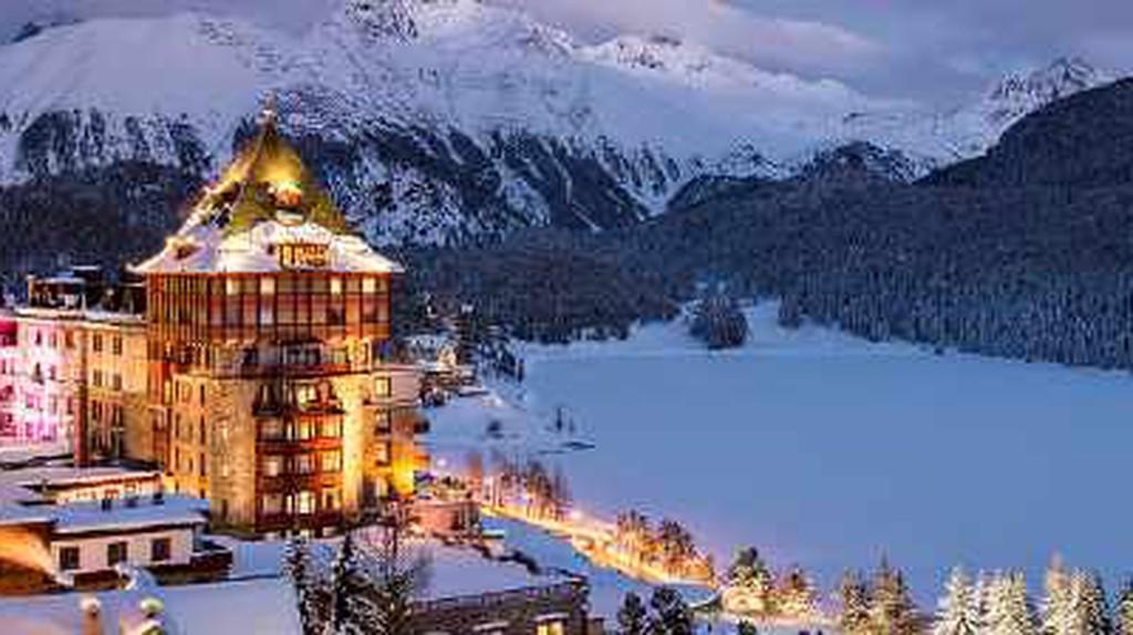 The Best Bars In St Moritz, Switzerland