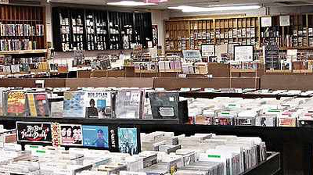 Top 5 Record Stores in the San Gabriel Valley